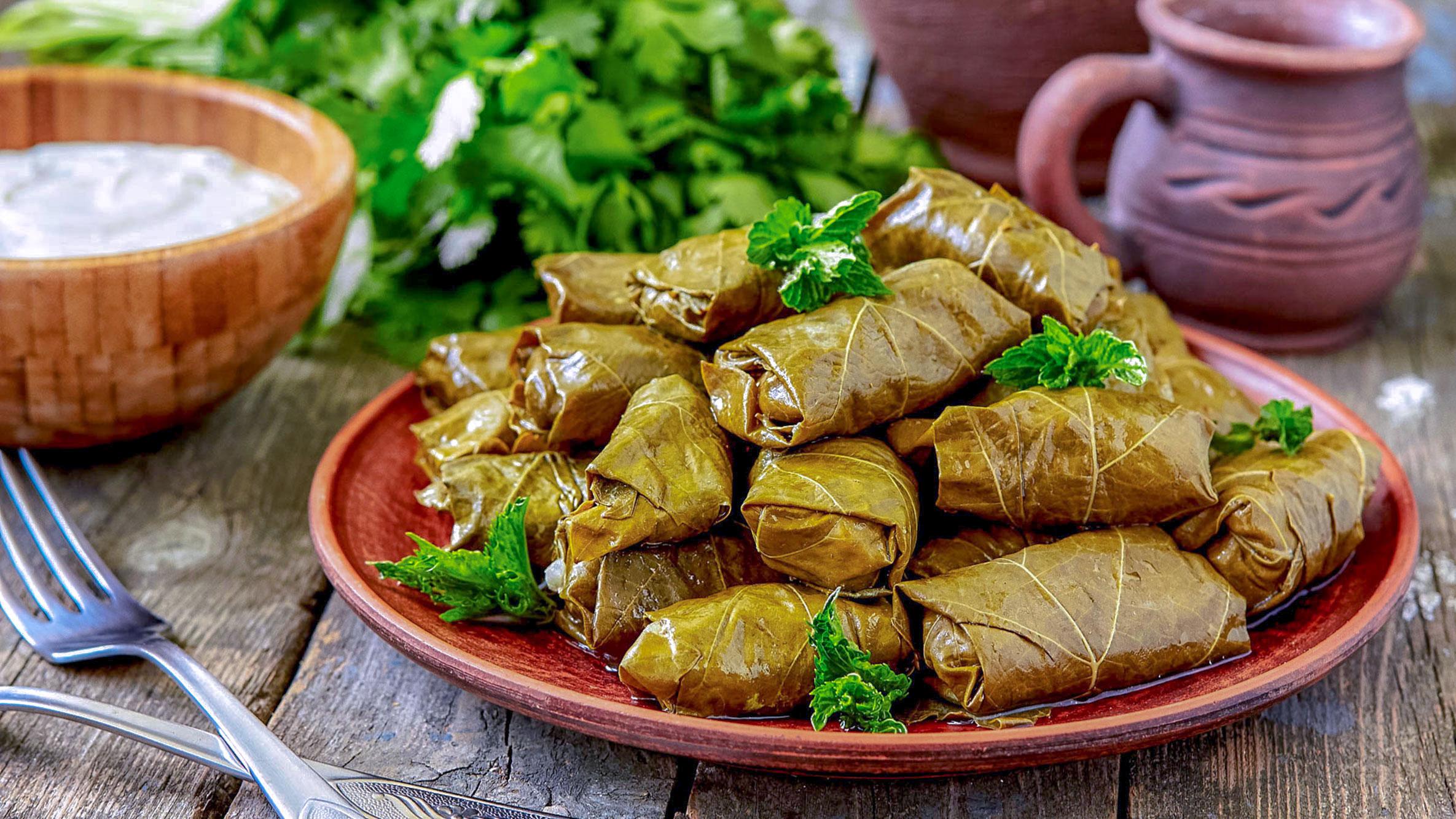 Армянские блюда названия с фото