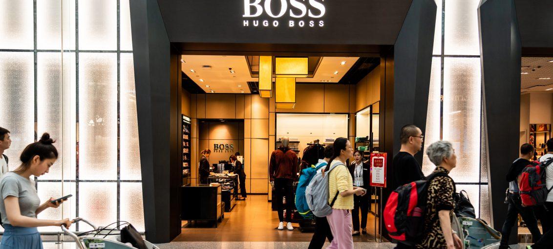 Hugo Boss: через тернии к звездам