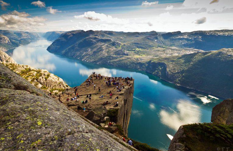 6 Интересных мест в Норвегии