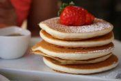 Steps to make Pancakes